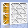 21x23x1 Pleated Filters for Goodman, Amana and Franklin air handlers.