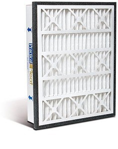 MERV 14 Practical Pleat filters for improving your indoor air quality.