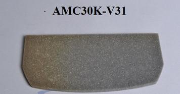 One new foam pre-motor filter AMC30K-V31, Panasonic, Vacuum cleaner, motor filter, pre-motor, MC-6210, 6200, 6240series,