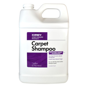 Kirby Home Care Products One Gallon Carpet Shampoo - Lavender Scent