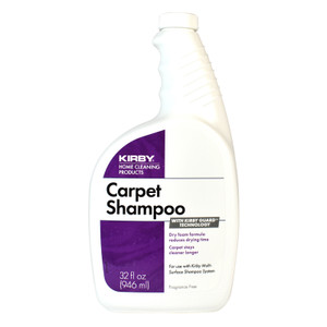 Kirby Home Care Products 32 Oz. Carpet Shampoo - Unscented