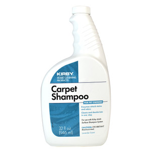 Kirby Home Care Products 32 Oz. Carpet Shampoo - Lavender Scent (PET)