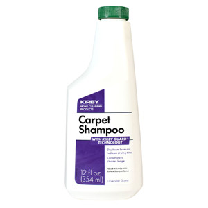 Kirby Home Care Products 12 Oz. Carpet Shampoo - Lavender Scent