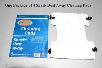Cleaning Pads Shark Rocket Dust Away, Rotator, Navigator Lift-Away Pro Vacuum XPD356, P200W