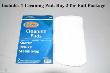 2 Micro-FIber Cleaning Pads. One pad also available. Call for details.