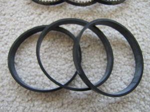 1TR0065600 Dirt Devil Style 22 Belts Fits 140000 140005