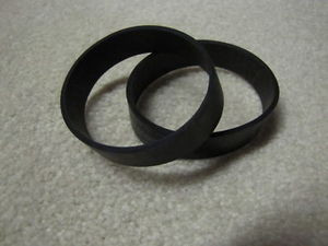 2 Oreck XL Vacuum Cleaner Belts 010-0604 & Bissell 8