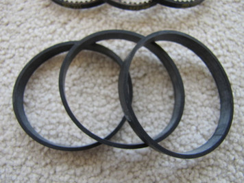 Vacuum Cleaner Belts replaces Sears Kenmore 20-5275 5275 205275