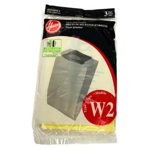 Genuine Hoover W2 Allergen Filtration Vacuum Cleaner Bags Windtunnel 2 43655115