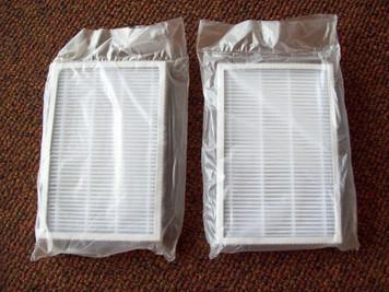 TWO EF1 HEPA Filters fit Sears Kenmore EF1 HEPA Filters 86889 11638512790