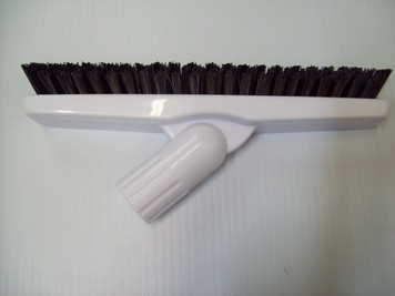 Commercial Grout Brush- Angled Bristles with Swivel Neck