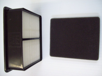 Royal/Dirt Devil F71 HEPA Filter With Foam 440002674 Fits UD70115 Cyclonic