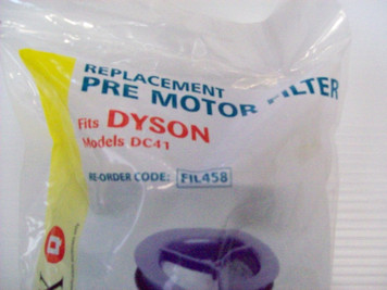 Dyson DC41 Pre Motor Replacement Filter- FIL458, 92064001