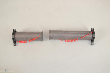 One replacement brush roll with mounting screws for Dyson DC40