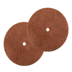 Koblenz, Kenmore & Regina Tan Cleaning Pads with retainer clips