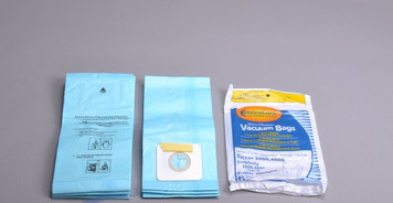 One package of 6 EnviroCare brand paper filter bags