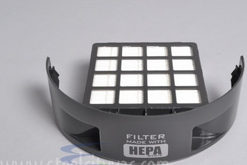Photo is of Genuine Hoover filter. This listing is for an EnviroCare brand Odor NEutralizing HEPA Filter