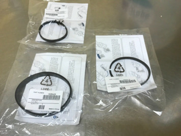 Belt Set for Bissell ProHeat 2X Pet Pro Revolution 3 Genuine OEM Belts. Models listed below.