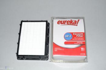 Genuine Eureka HF-2 HEPA vacuum cleaner exhaust filter