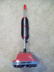 Floor Buffer, Polisher, Carpet Cleaner, Lightweight easy to Use Cleans, Scrubs, Polishes, Buffs Tile, Grout, Laminate Floors, Wood, Linoleum, Vinyl