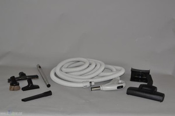 CENTRAL VAC LOW VOLTAGE KIT,30FT HOSE,W/TK286 NOZ.