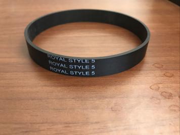 Genuine Royal Style 5 Belt. Fits Royal Dirt Devil Feather Lite, Breeze, Scorpion, Extra Lite