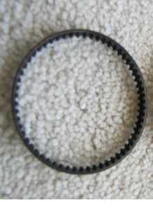 Aftermarket Belt replaces genuine Hoover Vacuum Belt 440012455 Fits PowerDrive Pet and High Performance Swivel models shown. 3M 225-6.4