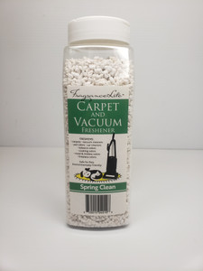 Carpet & Vacuum Freshener SPRING CLEAN Scent Neutralize Odors, Any Vacuum