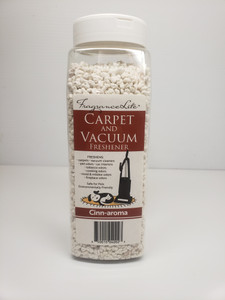 Carpet & Vacuum Freshener CINN-AROMA Scent Neutralize Odors, Any Vacuum