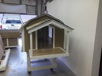 Extra Wide Porch