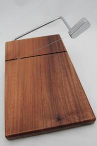 Cheese Slicer Board Monkey Pod # 838