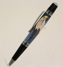 Wall Street  Ballpoint Pen Eagle