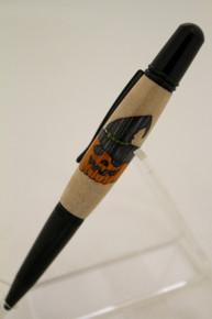 Wall Street  Ballpoint Pen Witch Pumpkin