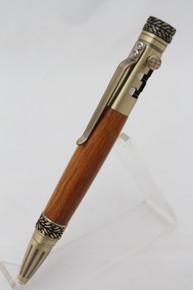 Gearshift Carnarywood  Pen
