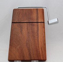 Cheese Slicer Board Goncalo Alves # 1128
