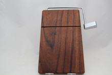 Cheese Slicer Board Mesquite # 1100