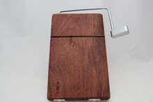 Cheese Slicer Board Mesquite # 1111