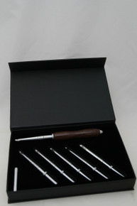 Interchangeable Crochet Hook Set Ebony
