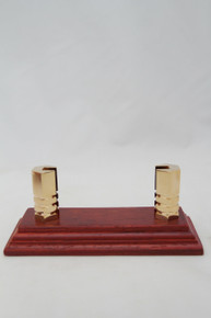 Business Card Holder Padauk # 1167