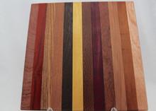 Exotic Wood Cutting Board # 738