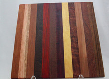 Exotic Wood Cutting Board # 725