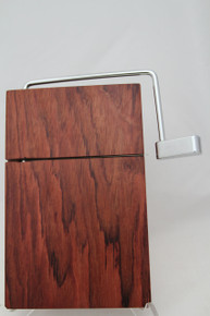 Cheese Slicer Board Bubinga # 1180