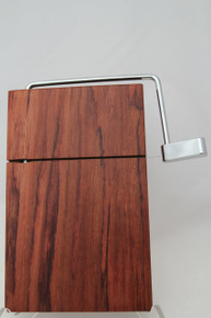 Cheese Slicer Board Bubinga # 1182