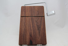 Cheese Slicer Board Mesquite # 1101