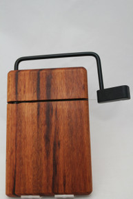 Cheese Slicer Board Goncalo Alves # 1089