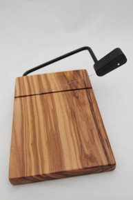 Cheese Slicer Board Olivewood # 852