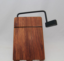 Cheese Slicer Board Canarywood # 1083