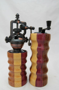 "6"" Salt & Peppermills Segmented # 1197"