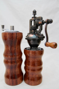 "6"" Salt & Peppermills East Indian Rosewood # 1207"
