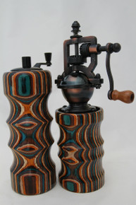 "6"" Salt & Peppermills  Southwest # 2139"